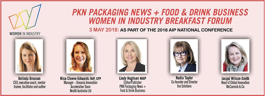 2018_PKN_Woman_In Industry_breakfast_header