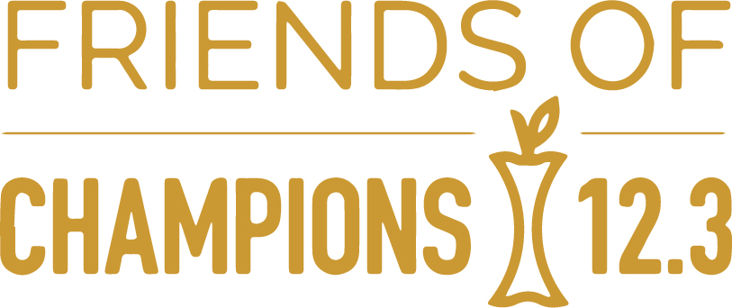 Friends Champions logo