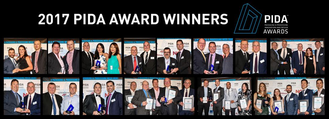 2017 PIDA Winners