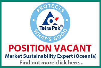 Tetra Pak sustainability expert