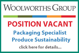 Packaging Specialist – Produce Sustainability